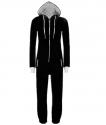WOTOGOLD Sportswear Hooded Jumpsuit