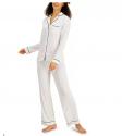 Alfani Printed Ultra-Soft Pajama Set
